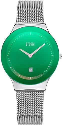 Storm London MINI SOTEC LAZER GREEN 47383/LG Orologio da polso donna