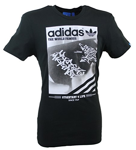 Adidas Originals T-shirt G Street Art T - multicolore - M