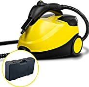Steam Cleaner - Multi-function High Pressure Steam Cleaning Car/Indoor, Easy To Use/Portable Sterilizer, Multi