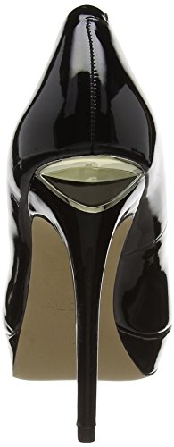 Aldo Damen Raeann Pumps Black (Black Patent / 95)