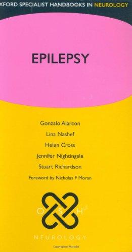 Epilepsy (Oxford Specialist Handbooks in Neurology)