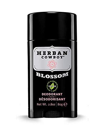 Herban Cowboy Déodorant parfum fleuri 83 ml