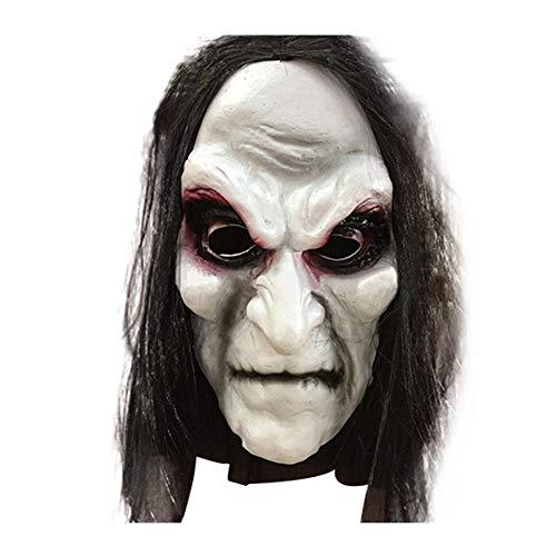 e - Scary Horror Neuheit Gruselige Maske für Halloween Kostüm Party Karneval für Kinder und Erwachsene ()