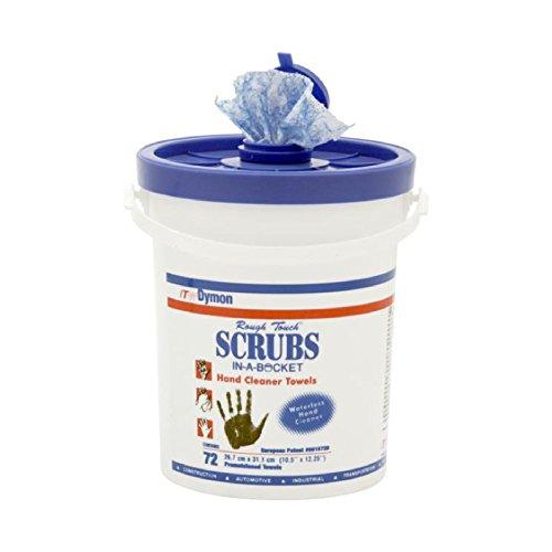 1 x Original Scrubs A-Bucket Hand-Desinfektionsmittel für Geschirrtücher Wash Clean-Teilenummer VC534