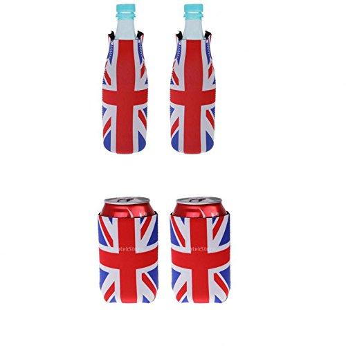 opren Dosenkühler Flaschenkühler Getränkekühler Bierkühler, Geschenk für Hochzeit Verlobung usw. ()