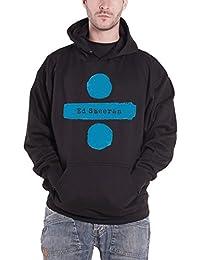 Ed Sheeran Sweat-shirt à capuche Divide Album Logo nouveau officiel Homme Noir