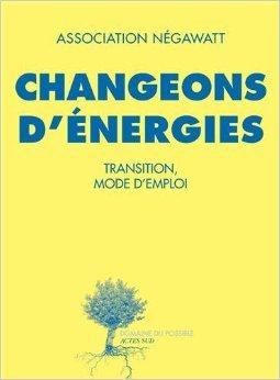Changeons d'nergies - Transition mode d'emploi de Thierry Salomon,Marc Jedliczka,Association Negawatt ( 9 fvrier 2013 )