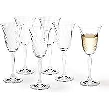 Leonardo Volterra 6er-Set Weißweinglas Weißweingläser