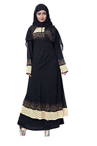 4c9236c64ca7 Designer abaya le meilleur prix dans Amazon SaveMoney.es