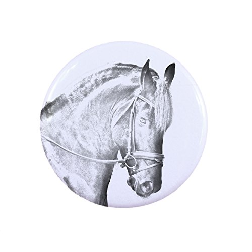 41vFLu0QGUL UK BEST BUY #1Friesian Horse, a button, badge with a horse price Reviews uk