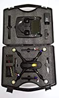 Studyset For Hubsan H501S H501A H501C H502S H502E Quadcopter Protective Storage Case Custom Made Hubsan Mini Carrying Case H501S Box