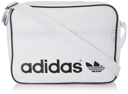 borsone adidas bianco