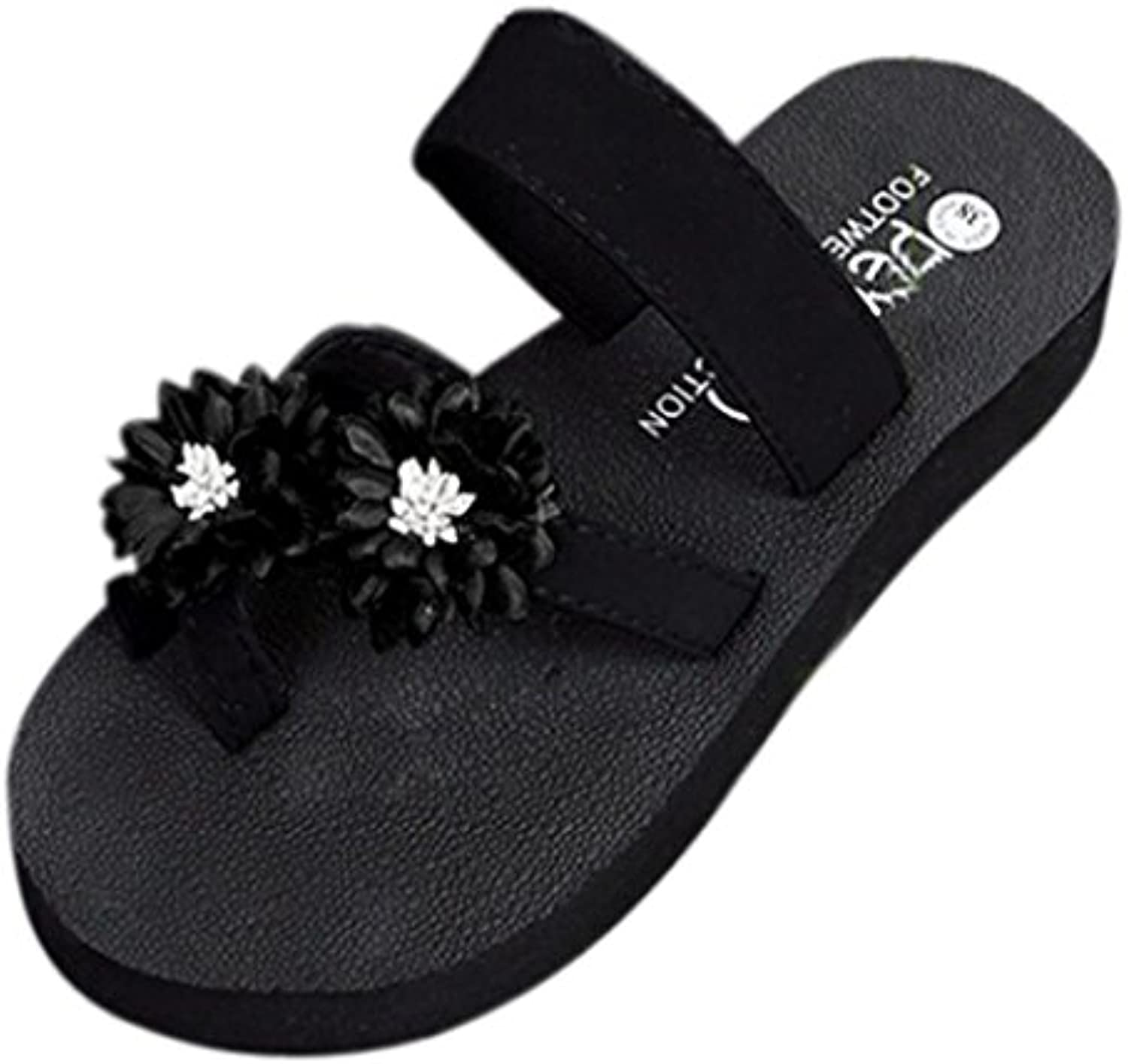 e61c384a1cd799 JYC Slippers Clearance Womens Ladies 29909 Platform Shoes Parent Wedge  Sandals Summer Beach Shoes Platform Bath Slippers Wedge Flip.