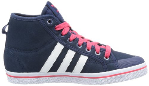 adidas Originals  HONEY STRIPES M,  Sneaker a collo alto donna blu (Blau (STDARS/RUNWH))