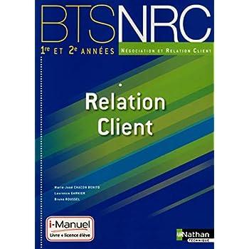 Relation Client BTS 1re et 2e années