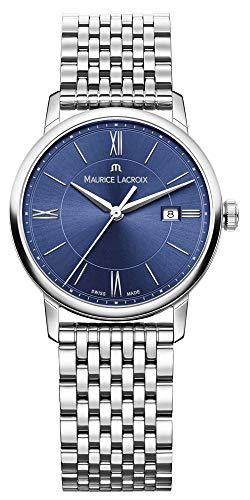 Maurice Lacroix Eliros EL1094-SS002-410-1 Reloj de Pulsera para mujeres Plano & ligero