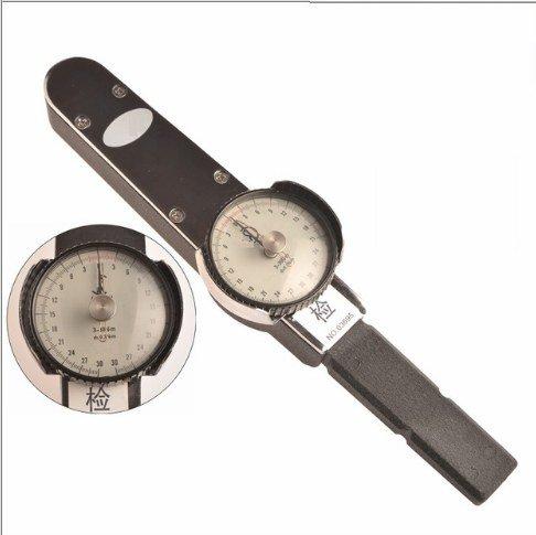 """'3/4"""", GOWE 0-500N.m, mxita 3% de grado Industrial two-direction uso, reloj Dial llave dinamométrica aguja Indicador cursor"""