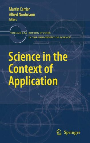 science-in-the-context-of-application-boston-studies-in-the-philosophy-and-history-of-science
