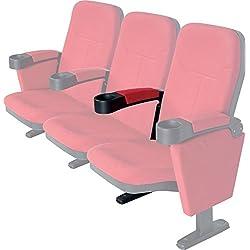 Lumene Fauteuils cinéma Accoudoir central pour fauteuil Hollywood Comfort