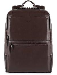 Piquadro Mochila de a diario, marrón (Marrón) - CA3886W72/M