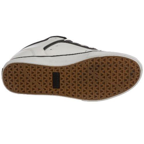 Etnies - Scarpe da skateboard , Uomo bianco (White/Black/Gum)