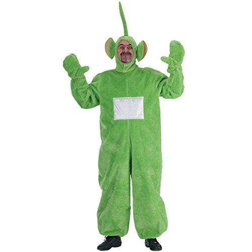 CARNIVAL TOYS S.R.L., Teletubbies DIPSY erwachsenes Kostüm XL