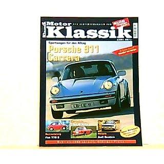 Motor Klassik. Das Oldtimermagazin von auto motor und sport. Heft: 2 / 2001. Mit Themen u.a.: Sportwagen für den Alltag. Porsche 911 Carrera. / Restaurierung: Fiat 770 S.