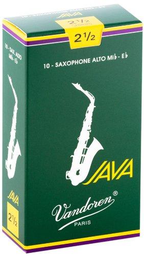 Vandoren Java Altsax. 2,5 · Blätter