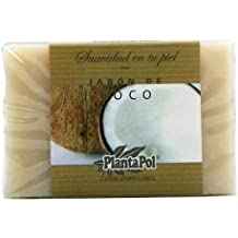 PLANTA-POL - JABON COCO NAT. PASTILLA PLANT