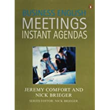 Business English Meetings: Instant Agendas (Penguin English)