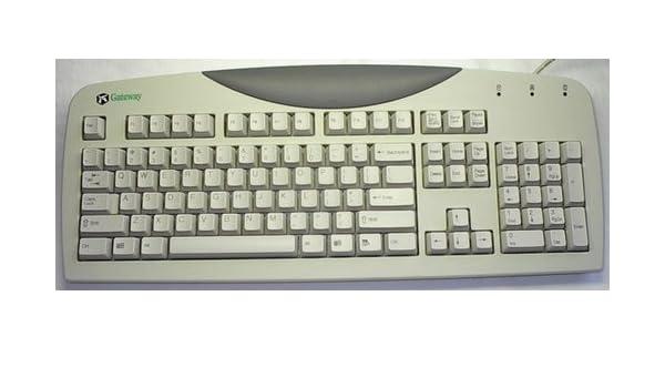 P//N 07002195 USB Interface Off-WHITE GATEWAY SK-9925 KEYBOARD