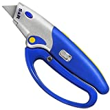 S&R Automatic Carpet Knife 175mm, 5 blades SK5, Folded knife, hand protection. Blade