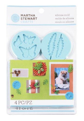 Martha Stewart Crafts Martha Stewart Crafts Silicon Clay Molds, Woodland