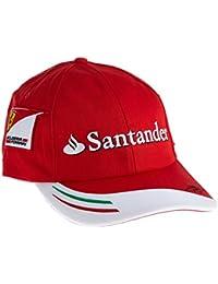 Amazon.es  Scuderia Ferrari - Gorras de béisbol   Sombreros y gorras ... 66facbd7d3b