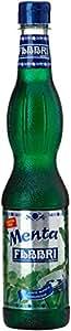 Fabbri - Sciroppo Menta, con Pura Menta Piemontese - 560 ml