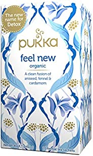 Pukka Tisana Feel New, 20 Filtri