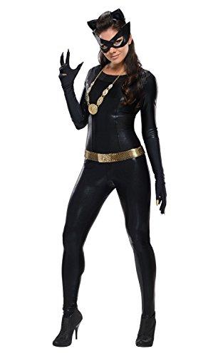 man Classic Tv Adult Costume -KLEINE (Retro Catwoman Kostüme)