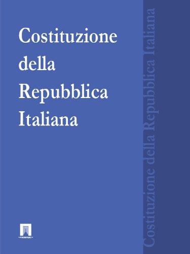 Costituzione della Repubblica Italiana (Italia)