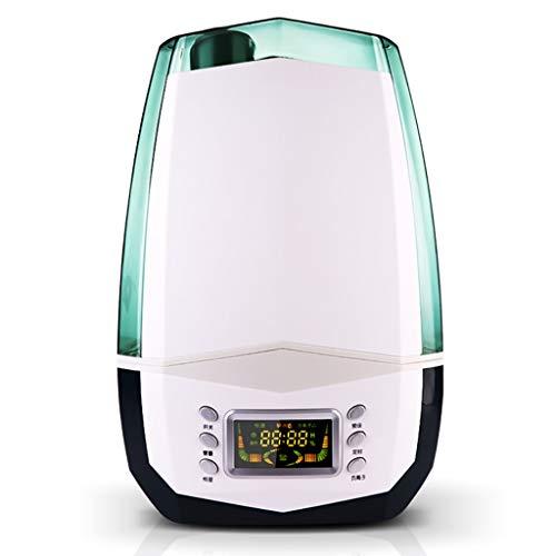 Qi Peng Humidificador- Inteligente Temperatura Constante Hogar Purificador de Aire Oficina Creativa Hidratación Spray Aromatherapy Machine Humidificado