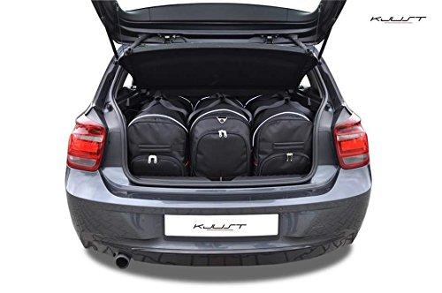 Kjust Carbags AUTOTASCHEN Sets BMW 4 F36 GRANCOUPE 4D, 2013- CAR FIT Bags