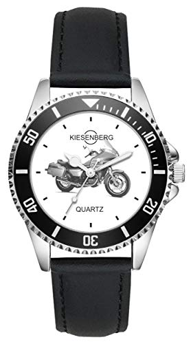Geschenk für Honda GL 650 Silverwing Motorrad Bike Oldtimer Youngtimer Fahrer Fans Kiesenberg Uhr L-20062