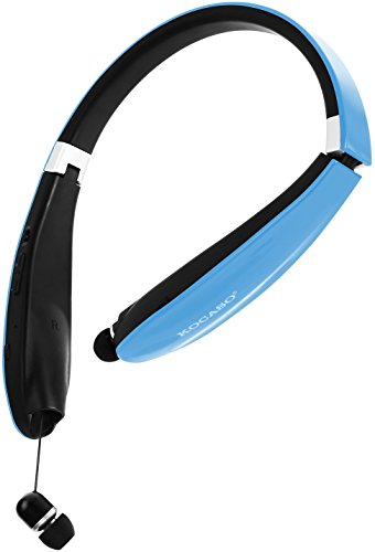 Kocaso plegable racionalizado Bluetooth inalámbrico auriculares estéreo