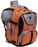 TREC-ON Rucksack LEXUS PRO Schulrucksack Schultasche XL Orange