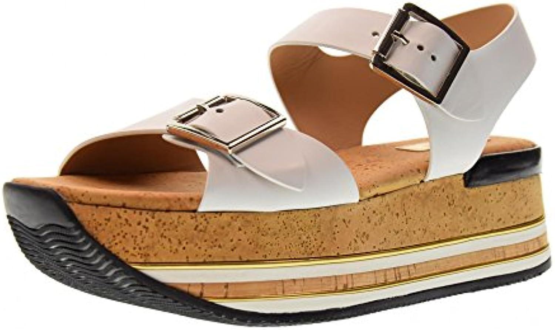Hogan Zapatos Mujer Sandalia HXW3540AA40KLAB001 H354