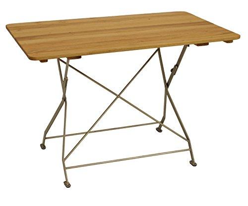 Gartenmöbel Holz/Stahl mod.1v