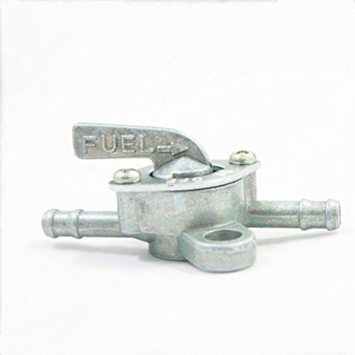 WINOMO Ersatz-Benzin-Benzin-Ventil-Tank-Schalter Pumpe für Motorrad 2-Takt-4-Takt Motor ATV
