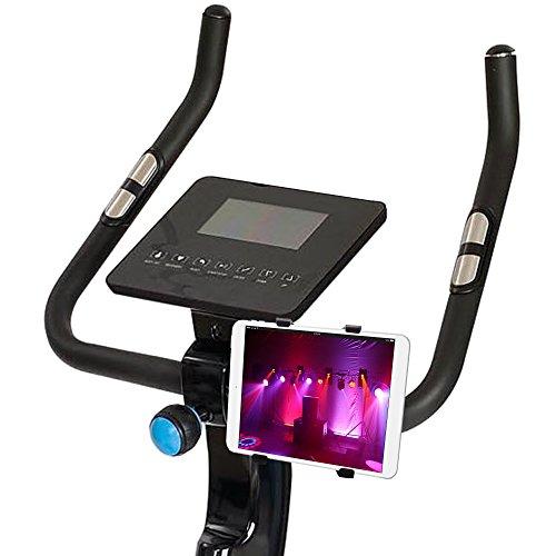 trellonics® Tablet Halterung Stand–360Grad drehbar flexibel Verstellbare Freisprecheinrichtung Bolt Klemmung Ständer Mount...