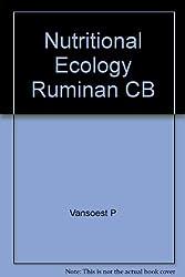 Nutritional Ecology Ruminan CB