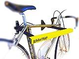 Supporto da Parete e Lucchetto antifurto per Bicicletta de Alta Sicurezza - bikeTRAP. Conserva la Vostra Bici con tranquilità !