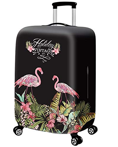 2019 New Flamingo Series Housse de Protection pour Bagages,...